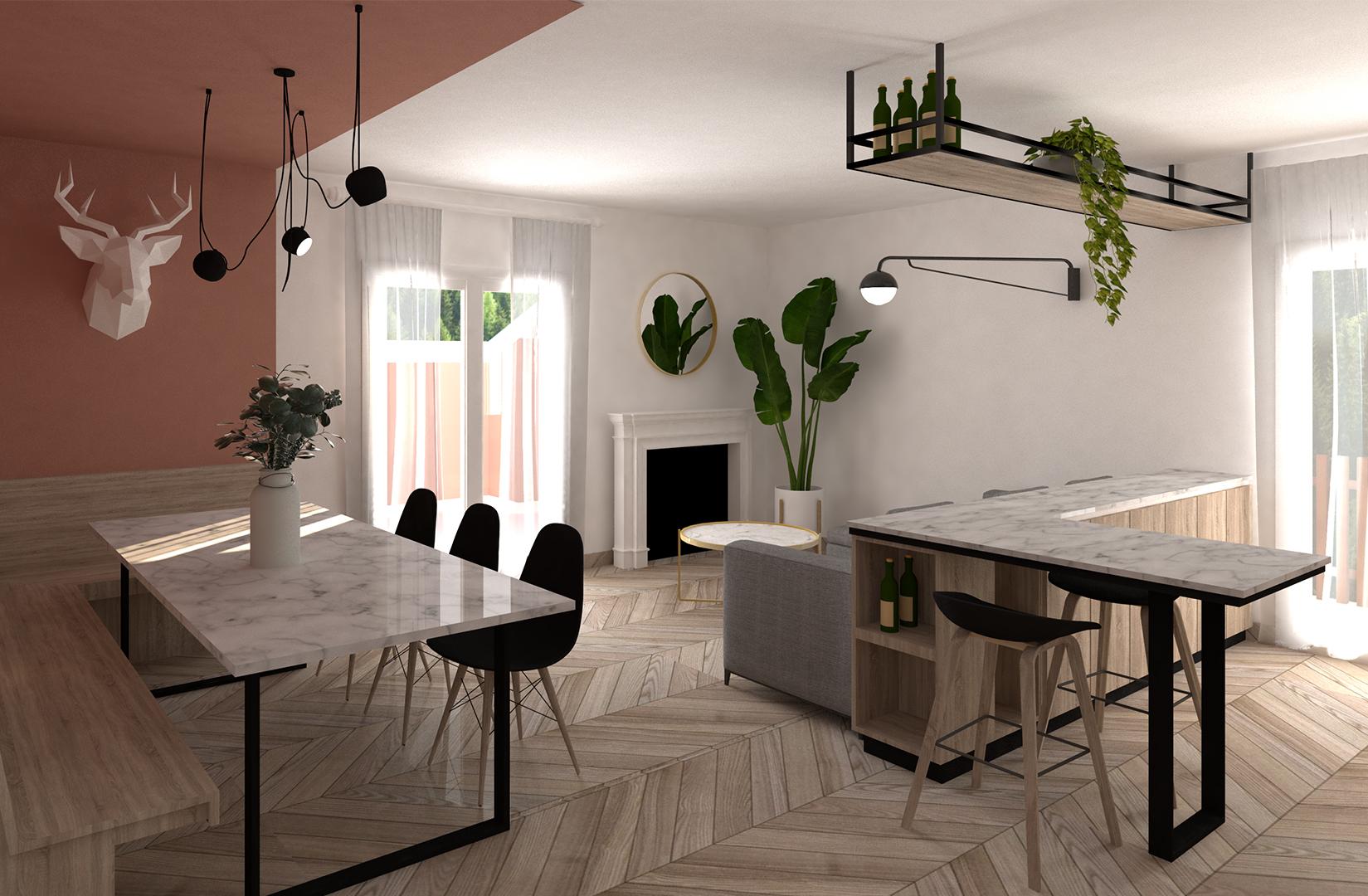 MS Architetti_Casa Vacanze sulle Colline Bergamasche_01