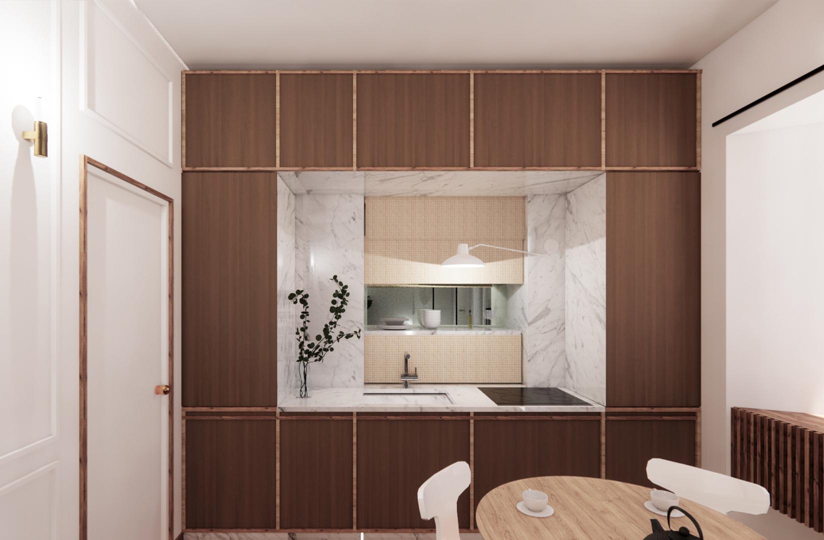 MS Architetti_Trilocale in Corso Como_03